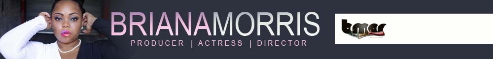 The Official Site of Briana Morris